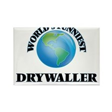 World's Funniest Drywaller Magnets