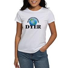 World's Funniest Dyer T-Shirt