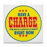 Charge Beer-1969 Tile Coaster