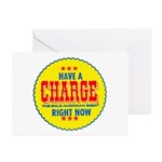 Charge Beer-1969 Greeting Cards (Pk of 10)