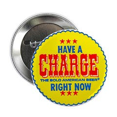 Charge Beer-1969 Button