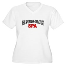 """""""The World's Greatest Spa"""" T-Shirt"""