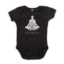 Let's Go Inner Peace, I Don't Have All Day! Baby B