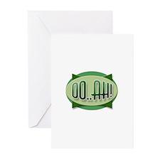 OO..AH! Greeting Cards (Pk of 10)