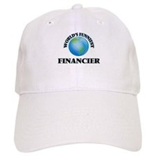 World's Funniest Financier Baseball Cap