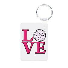 LOVE VB (both sides) Keychains
