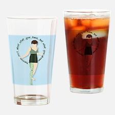 NYN Drinking Glass
