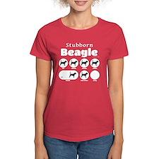 Stubborn Beagle v2 Tee