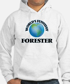 World's Funniest Forester Hoodie