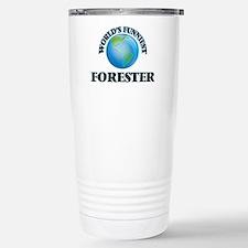 World's Funniest Forest Travel Mug