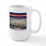 New SS United States Large Mug