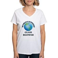 World's Funniest Glass Blower T-Shirt