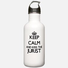Keep calm and kiss the Water Bottle