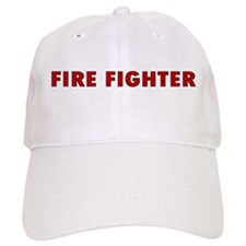 Firefighter Baseball Cap