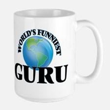 World's Funniest Guru Mugs