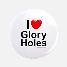 """Glory Holes 3.5"""" Button"""