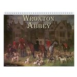 Wroxton Abbey Wall Calendar