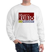 Marco Rubio for President V1 Sweatshirt