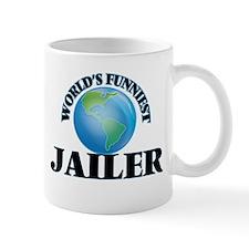 World's Funniest Jailer Mugs