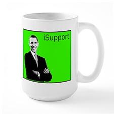 iSupport Obama Mug