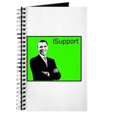iSupport Obama Journal