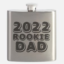 2016 Rookie Dad Flask