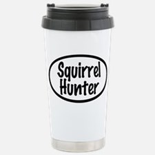 Squirrel Hunter Travel Mug