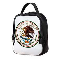 VIVA MEXICO Neoprene Lunch Bag