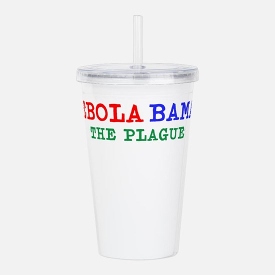 Unique Antiobama Acrylic Double-wall Tumbler