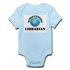 World's Funniest Librarian Body Suit