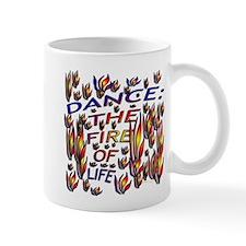 Dancing with butterflies Mug