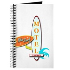 Blue Surf Motel Journal
