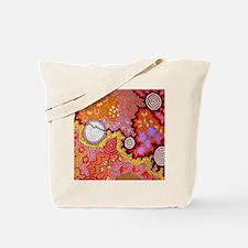 AUSTRALIAN ABORIGINAL ART Tote Bag