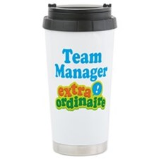 Cute Manager Travel Mug