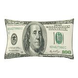 Money Pillow Cases