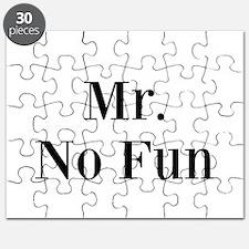 Mr. No Fun Puzzle