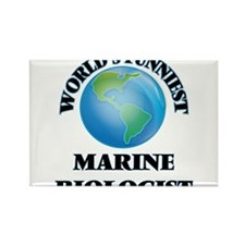 World's Funniest Marine Biologist Magnets