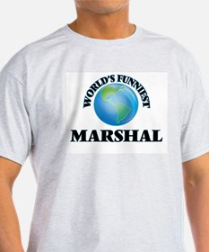 World's Funniest Marshal T-Shirt