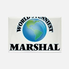 World's Funniest Marshal Magnets