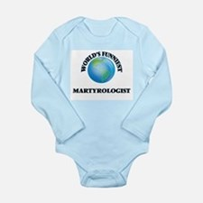 World's Funniest Martyrologist Body Suit