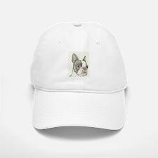Boston Terrier Drawing Hat