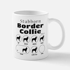 Stubborn Border v2 Mug