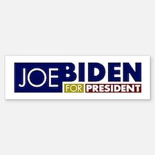 Joe Biden for President V1 Sticker (Bumper)