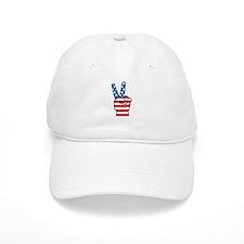 Peace Patriot Baseball Cap