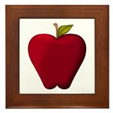 Apples Framed Tiles