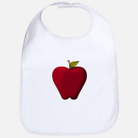 Red Apple Bib