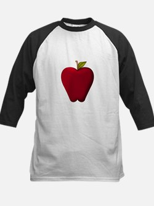 Red Apple Baseball Jersey