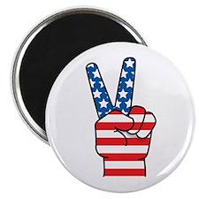Peace Patriot Magnet
