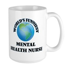 World's Funniest Mental Health Nurse Mugs
