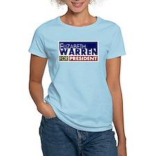 Elizabeth Warren for Preside T-Shirt